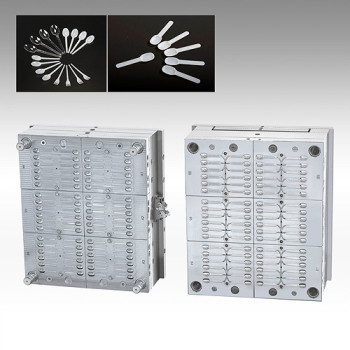 Plastic Cutlery Mould(72 cavity)