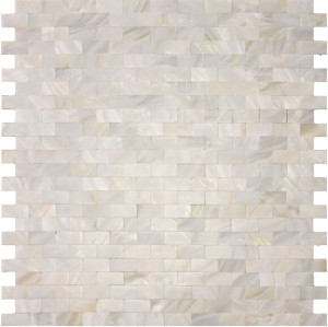 seamless Mini brick look fresh water shell water Mosaic Mosaic Tile
