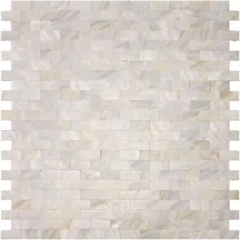 seamless Mini brick look fresh water shell water Mosaic Mosaic Tile