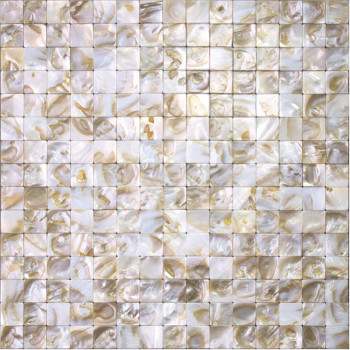 Decorative Mosaic Tile, seamless Colorful shell Mosaic