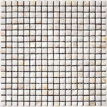 3D Natural River shell Mosaic Tile