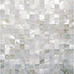 Mother of Pearl Square Backsplash Tile,seamless
