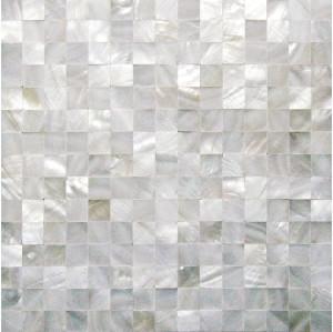 Mother of Pearl Square Backsplash Tile,seamless