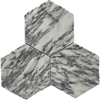 Fashion Water Jet Marble Tile,polished