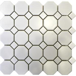 interlock ceramic mosaic