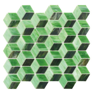 recycled glass-diamond