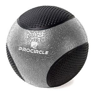 ProCircle Fitnessgeräte für Heimtrainer Training Weighted Ball Medizinball