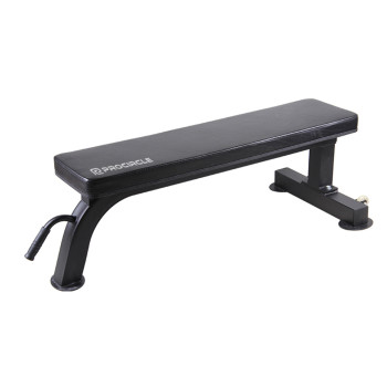 Basic Flat Weight Bench Workout Utility Bench with Steel Frame