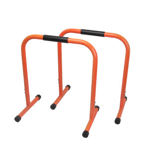 Tragbare Gymnastik Parallel Bars Dips Workout