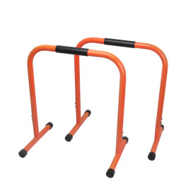 携帯用体操の平行棒はワークアウトを浸します