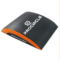 Fitness Power Core Ab Mat  Portable Back Support Sit Up