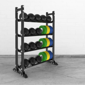 ProCircle Multi-Functional Rack Medicine Rack Barbell Plate Rack