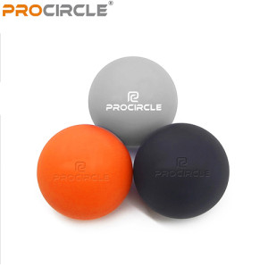 ProCircle Portable High Density Gear Silicone Lacrosse Massage Ball Wholesale