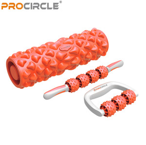 ProCircle Massage Set Massage-Stick Fußmassagegerät