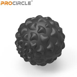 Self Design Black Tech Set Foam Roller Massage Stick balls Exclusive Supplier