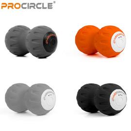 マッスルリリーフ用のProCircle振動マッサージボールピーナッツボール