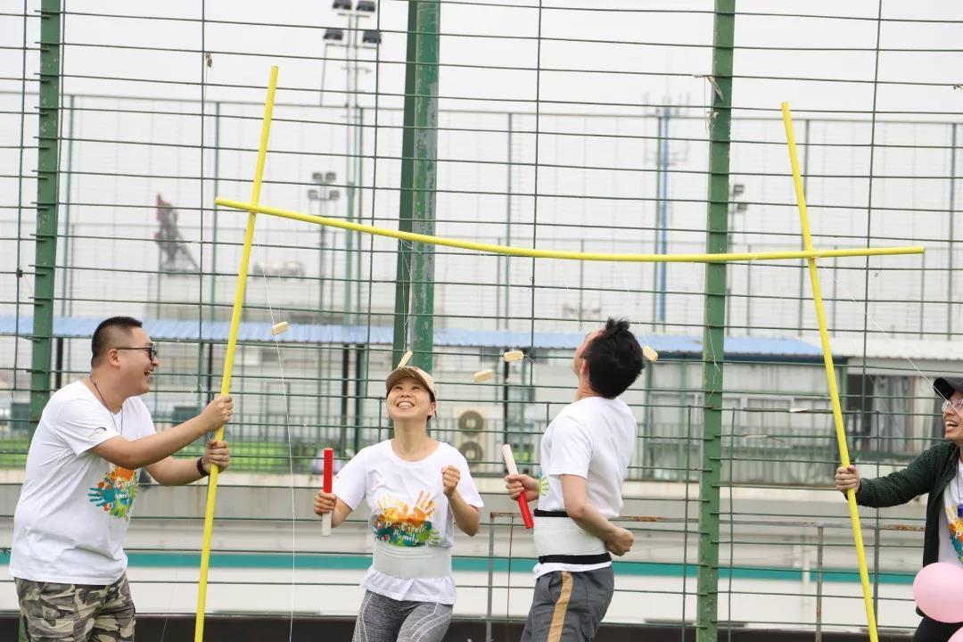 fun relay race