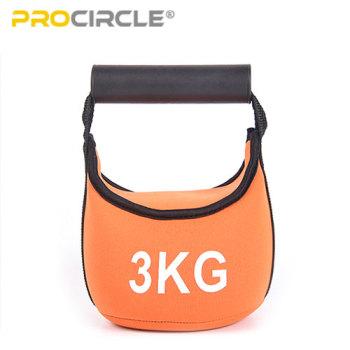 Iron Sand Soft Kettlebell Sandbell Gym Fitness