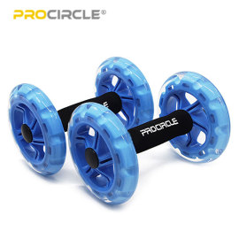 Ab Wheel Double Wheel Low Noise