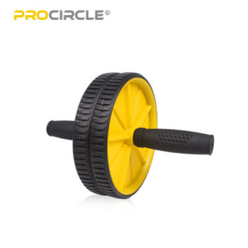 Double Wheel Ab Wheel