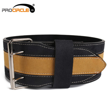 Powerlifting Leather Belt Weight Lifting Usage High Quality Blet