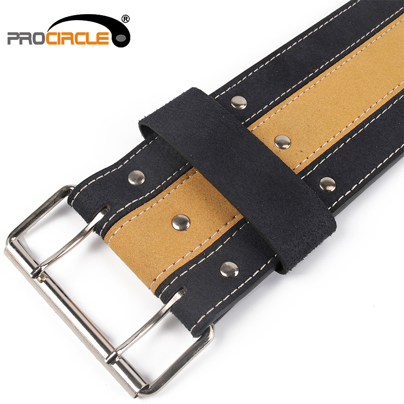 details of weightlifting belt