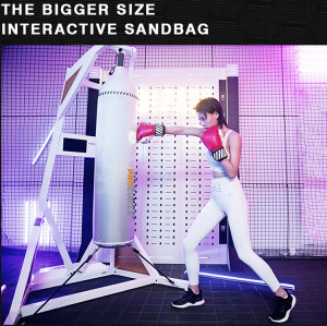 Smart Punching Bag Stand Bag