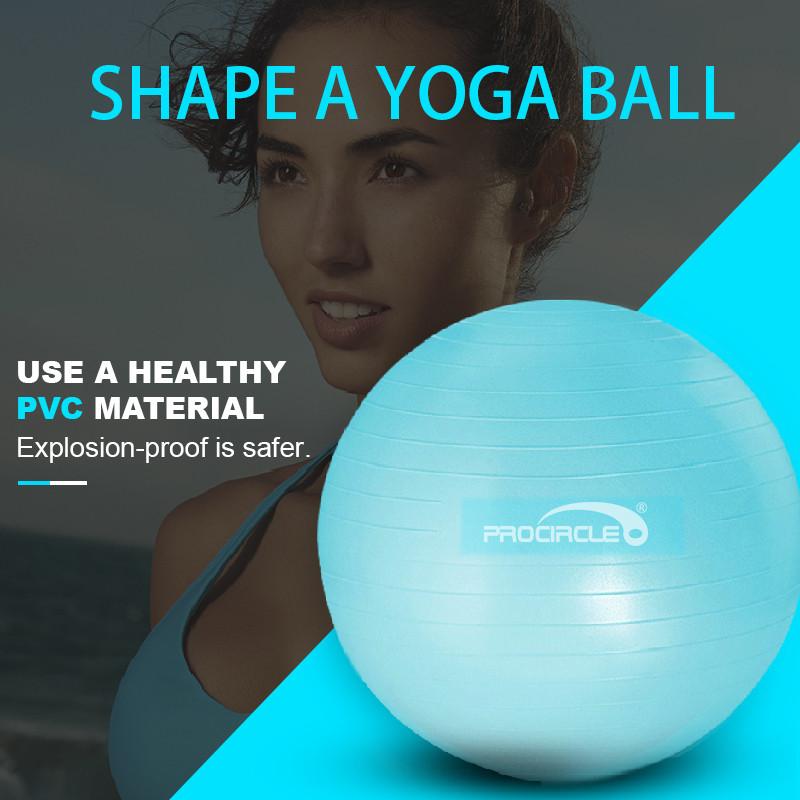 procircle yoga ball