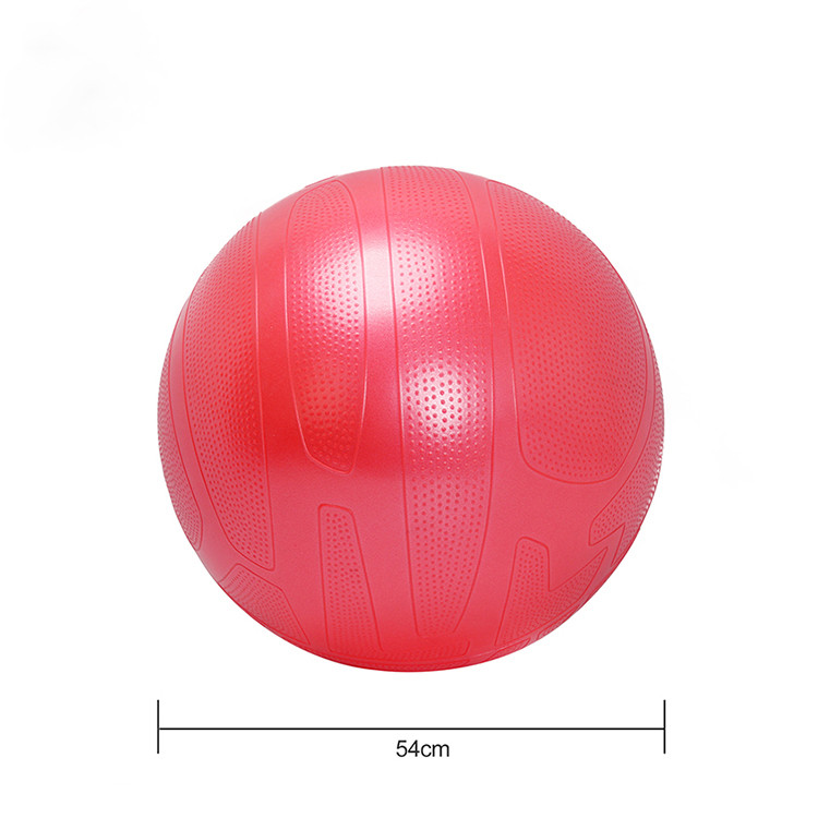 yoga ball size