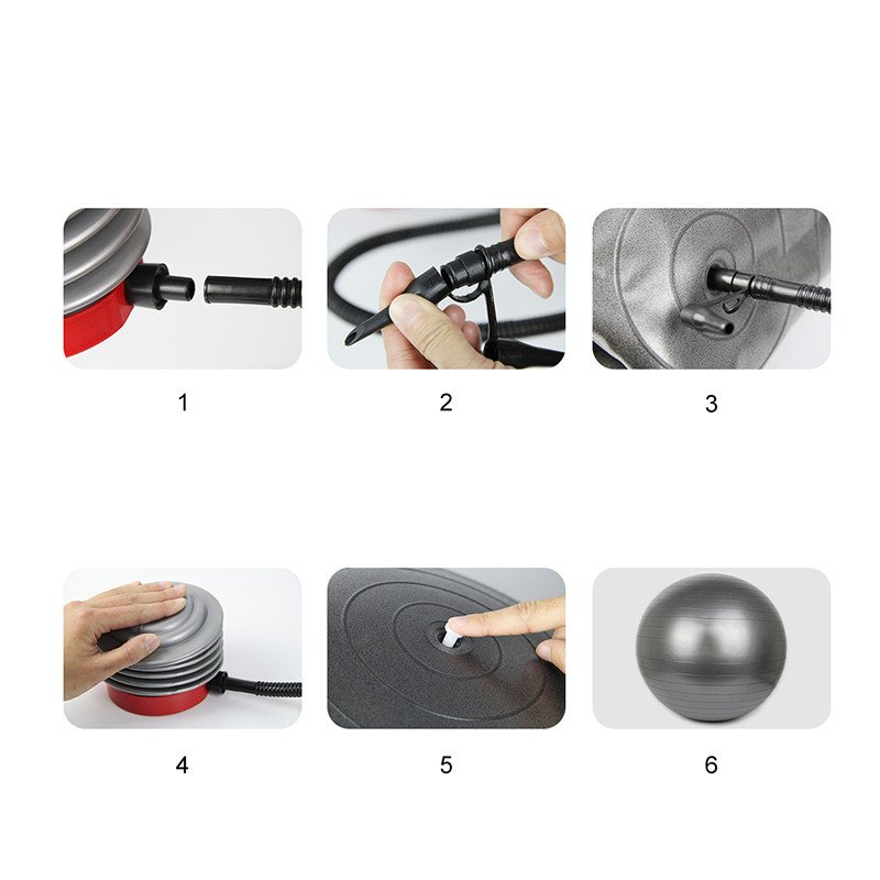 accesorios de pelota de yoga