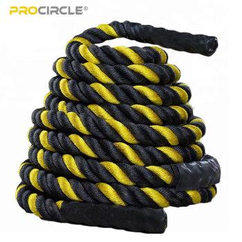 Corde de bataille ProCircle pour HIIT Workout Meilleure corde de bataille pour la vente en gros