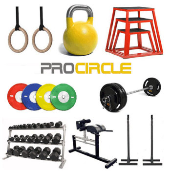 2020 ProCircle One Stop Garage Power Gym Box Equipment Solution Wholesale Wholesale