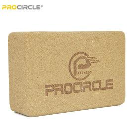 販売のためのProCircle Yoga Cork Block