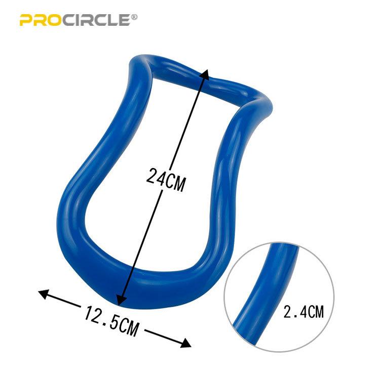 Größe des Yoga-Rings