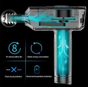 ProCircle Massage Gun Massage Drill Gun Massage Tool
