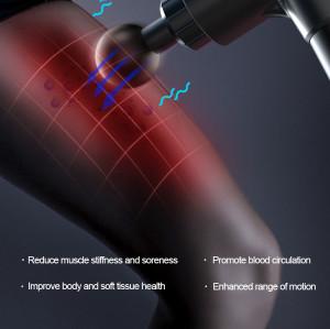 Massage Drill Gun Vibration Massage Tool China Wholesale