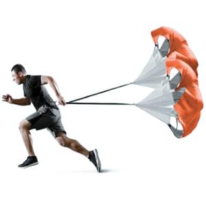 Customized Logo Resistance Powered Drag Running Parachute