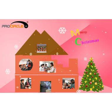 ¡Te deseamos una Feliz Navidad!