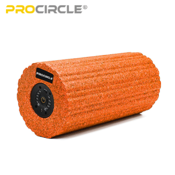 4 Speed USB EPP Yoga Vibrating Electric Vibrating Foam Roller for Back Roller Wholesale