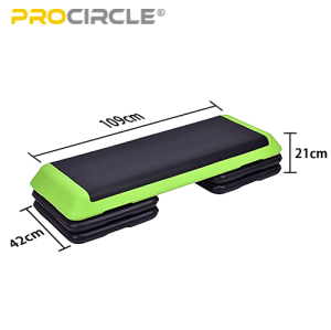 ProCircle Respiration Aerobic Step Bench Workout for Sale