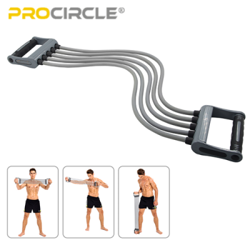 ProCircle Fitness Chest Expander Bar Back Exercise for Sale
