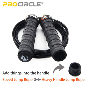 Chinese Sweat Absorbing Speed Jump Rope Adjustable Jump Rope Wholesale