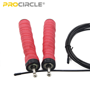 ProCircle Sweat Absorbing Jump Rope Weight Adjustable Jump Rope