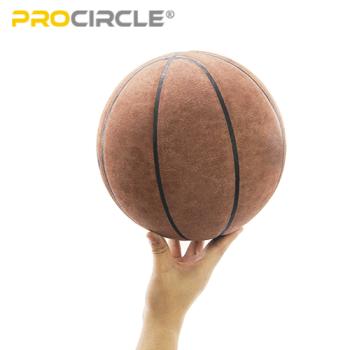 Basketball en gros en cuir microfibre souple de qualité NBA