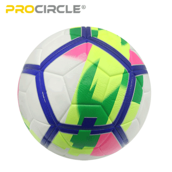 OEM Thermal Bonded Custom Soccer Ball PU/TPU Leather for Sale