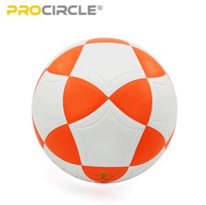 Chinesischer Fußball-Fußball-on-line-Großhandel besonders angefertigt nehmen an