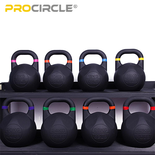 iron kettlebell set
