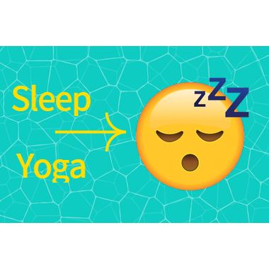 6 poses de yoga pour une meilleure nuit de sommeil