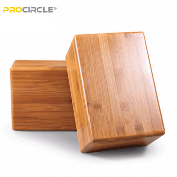 Bloc de yoga en bambou en bois à haute densité ProCircle à vendre