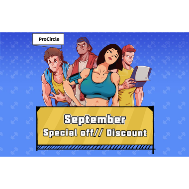 Super September Special off for Each of you